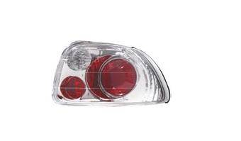 Headlights & Tail Lights - Tail Lights - Matrix - Chrome Taillights - MTX-09-255