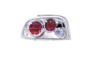 Headlights & Tail Lights - Tail Lights - Matrix - Chrome Taillights - MTX-09-290