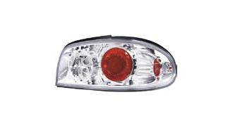 Headlights & Tail Lights - Tail Lights - Matrix - Chrome Taillights - MTX-09-3017