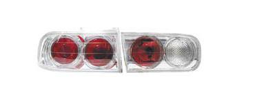 Headlights & Tail Lights - Tail Lights - Matrix - Chrome Taillights - MTX-09-343