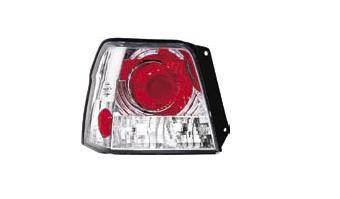 Headlights & Tail Lights - Tail Lights - Matrix - Chrome Taillights - MTX-09-348