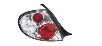 Headlights & Tail Lights - Tail Lights - Matrix - Chrome Taillights - MTX-09-357
