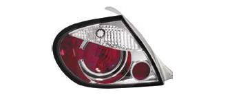 Headlights & Tail Lights - Tail Lights - Matrix - Chrome Taillights - MTX-09-4034