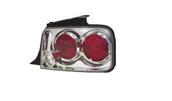 Headlights & Tail Lights - Tail Lights - Matrix - Chrome Taillights - MTX-09-4039