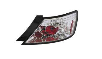 Headlights & Tail Lights - Tail Lights - Matrix - Chrome Taillights - MTX-09-4062