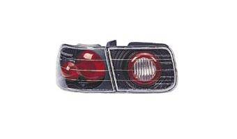Headlights & Tail Lights - Tail Lights - Matrix - Euro Taillights with Carbon Fiber Housing - MTX-09-810