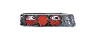 Headlights & Tail Lights - Tail Lights - Matrix - Euro Taillights with Carbon Fiber Housing - MTX-09-816