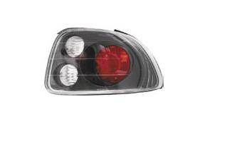 Headlights & Tail Lights - Tail Lights - Matrix - Euro Taillights with Carbon Fiber Housing - MTX-09-848