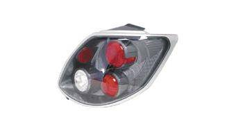 Headlights & Tail Lights - Tail Lights - Matrix - Euro Taillights with Carbon Fiber Housing - MTX-09-880