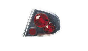 Headlights & Tail Lights - Tail Lights - Matrix - Euro Taillights with Carbon Fiber Housing - MTX-09-886