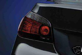 Headlights & Tail Lights - Tail Lights - Hella - E60 Crystal Smoked Tail