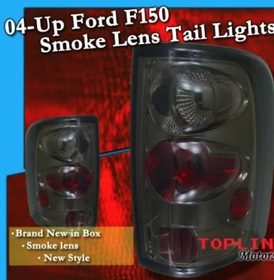 Motor Blvd - Euro Smoke Altezza Taillights