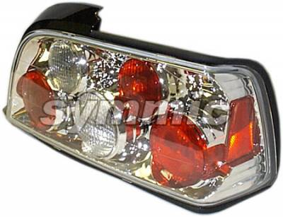 Headlights & Tail Lights - Tail Lights - JKL - Euro Lights - YSD-92B2