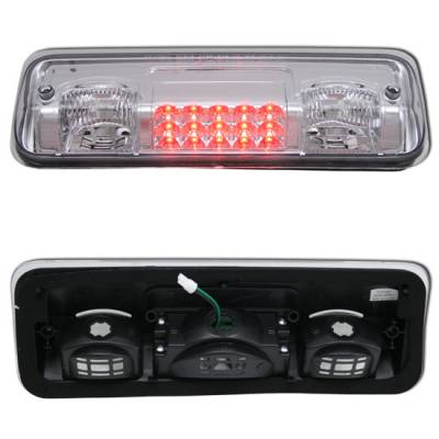 Headlights & Tail Lights - Third Brake Lights - MotorBlvd - FORD F150 3RD BRAKE LIGHT CLEAR (NO 04 HERITAGE)