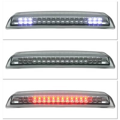 Headlights & Tail Lights - Third Brake Lights - MotorBlvd - Nissan Titan & Frontier Third Brake Lamp
