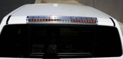 Headlights & Tail Lights - Third Brake Lights - In Pro Carwear - Nissan Titan IPCW Mega LED Third Brake Light - 1PC - LED3-1009C-A