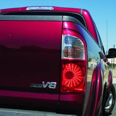 Headlights & Tail Lights - Third Brake Lights - In Pro Carwear - Toyota Tundra IPCW LED Third Brake Light - 1PC - LED3-2026C