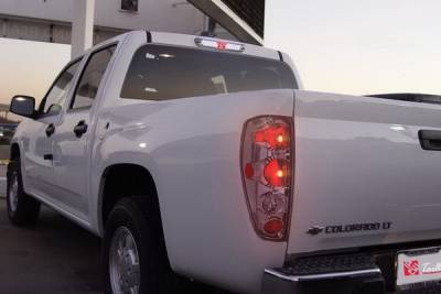 Headlights & Tail Lights - Third Brake Lights - In Pro Carwear - Chevrolet Colorado IPCW LED Third Brake Light - 1PC - LED3-355C