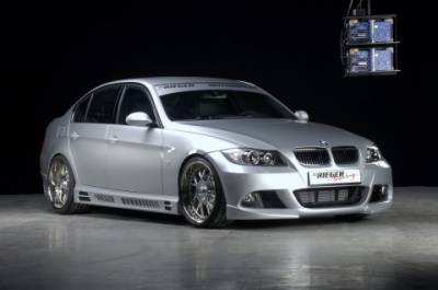 RIEGER - E90 Complete Rieger Body Kit