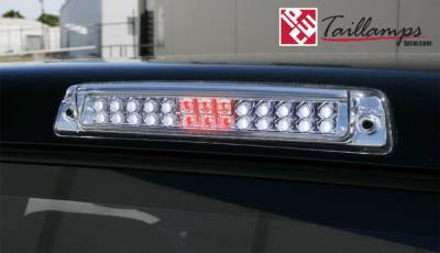 Headlights & Tail Lights - Third Brake Lights - In Pro Carwear - Dodge Ram IPCW LED Third Brake Light with Cargo Light - 1PC - LED3-401C-C