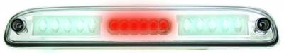 Headlights & Tail Lights - Third Brake Lights - In Pro Carwear - Ford Superduty IPCW LED Third Brake Light - 1PC - LED3-500C