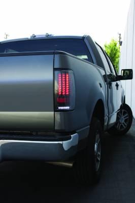 Headlights & Tail Lights - Third Brake Lights - In Pro Carwear - Ford F150 IPCW LED Third Brake Light with Cargo Light - 1PC - LED3-538DB
