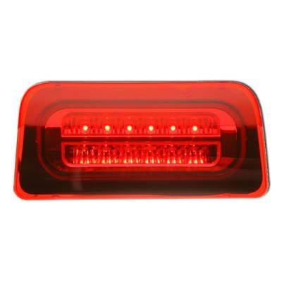 Headlights & Tail Lights - Third Brake Lights - MotorBlvd - CHEVY S10 SONOMA LED 3RD BRAKE LIGHT