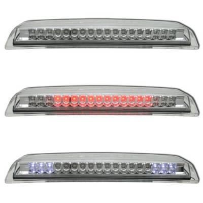 Headlights & Tail Lights - Third Brake Lights - MotorBlvd - TITAN / 05-07 FRONTIER LED 3RD BRAKE LIGHT