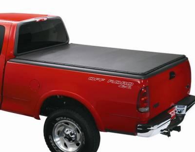 SUV Truck Accessories - Tonneau Covers - Lund - Toyota Pickup Lund Genesis Snap Tonneau - 90086