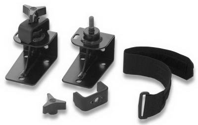 Wrangler - Body Kit Accessories - Warrior - Jeep Wrangler Warrior Hi-Lift Hood Hinge Mount Bracket - 1541
