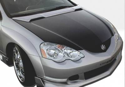 Body Kits - Body Kit Accessories - VIS Racing - Acura RSX VIS Racing Hood Bonnet - 890651