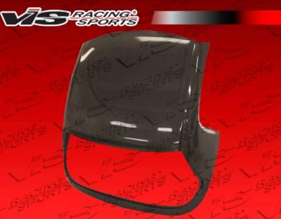S2000 - Body Kit Accessories - VIS Racing - Honda S2000 VIS Racing AMS Dry Carbon Fiber Hard Top - 00HDS2K2DAMS-030D