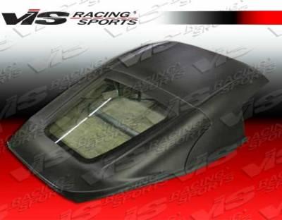 S2000 - Body Kit Accessories - VIS Racing - Honda S2000 VIS Racing Roadster Fiberglass Hard Top - 00HDS2K2DRS-030