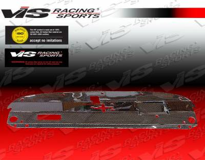 IS - Body Kit Accessories - VIS Racing - Lexus IS VIS Racing Custom Carbon Fiber Radiator Cooling Plate - 00LXIS34DCUS-101C