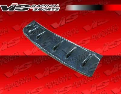 WRX - Body Kit Accessories - VIS Racing - Subaru WRX VIS Racing Carbon Fiber Voltex Generator - 02SBWRX4DCUS-043C
