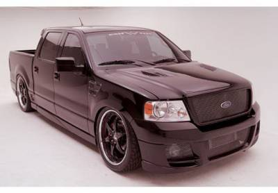F150 - Body Kit Accessories - Wings West - Ford F150 Wings West Revolver Door Cap - Right Front - 890831R