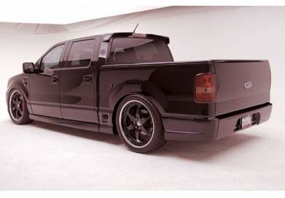 F150 - Body Kit Accessories - VIS Racing - Ford F150 VIS Racing W-Type Left Rear Door Cap - 890832L