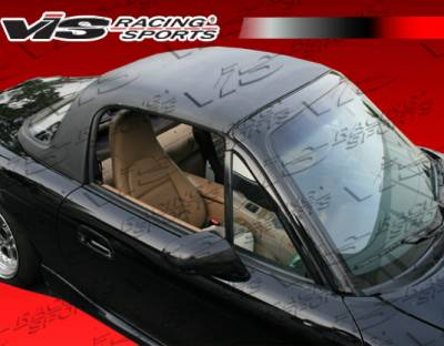 Miata - Body Kit Accessories - VIS Racing - Mazda Miata VIS Racing OEM Style Fiberglass Hard-Top - 90MZMX52DOE-030