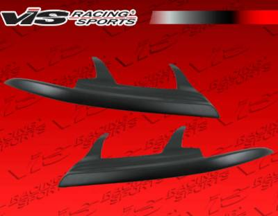 A4 - Body Kit Accessories - VIS Racing - Audi A4 VIS Racing DTM Eye Lids - 96AUA44DDTM-081