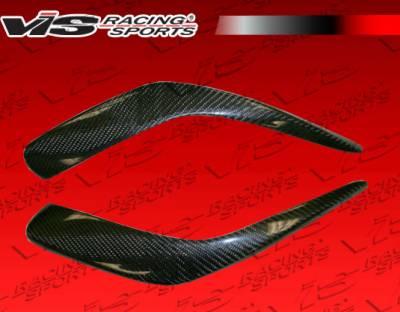 Prelude - Body Kit Accessories - VIS Racing - Honda Prelude VIS Racing Carbon Fiber Eye Lids - 97HDPRE2DCUS-081C