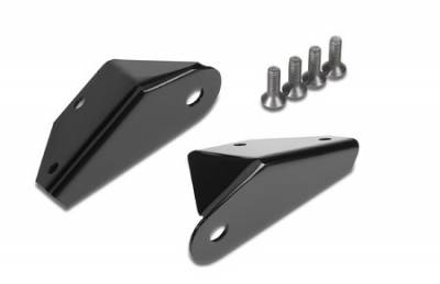 Wrangler - Body Kit Accessories - Warrior - Jeep Wrangler Warrior Auxiliary Light Windshield Bracket