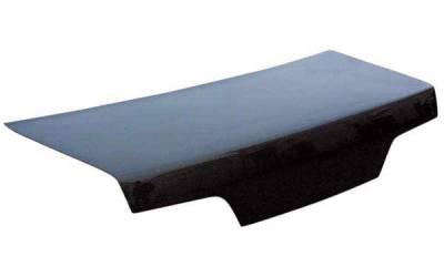 EL - Trunk Hatch - JSP - JSP Carbon Fiber Trunk OE Style - CFT511