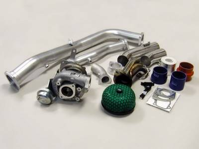 Performance Parts - Turbo Charger Kit - HKS - Nissan 300Z HKS GT Sport Turbo Upgrade - 1104-RN041