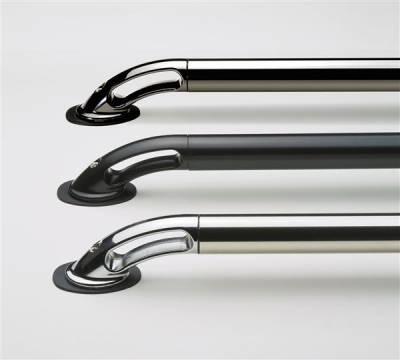 Suv Truck Accessories - Bed Rails - Putco - Toyota Tundra Putco Locker Side Rails - 89884