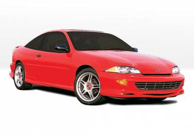 Cavalier 2Dr - Body Kits - VIS Racing - Chevrolet Cavalier 2DR VIS Racing Custom Style Complete Body Kit - 890064