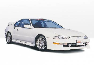 Prelude - Body Kits - VIS Racing - Honda Prelude VIS Racing Racing Series Complete Body Kit - 4PC - 890100