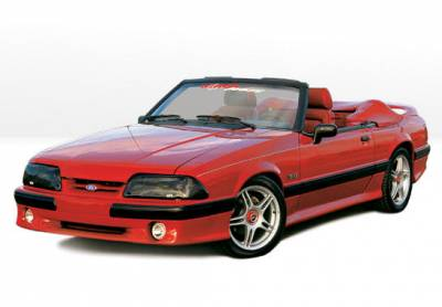 Mustang - Body Kits - Wings West - Ford Mustang Wings West Cobra Style Complete Body Kit - 890105