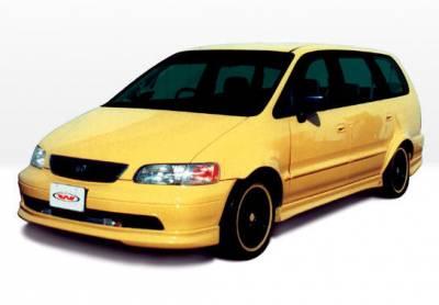 Odyssey - Body Kits - VIS Racing - Honda Odyssey VIS Racing Custom Complete Body Kit - 4PC - 890122