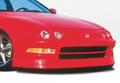 Integra 4Dr - Body Kits - VIS Racing - Acura Integra 4DR VIS Racing Racing Series Complete Body Kit - 4PC - 890154