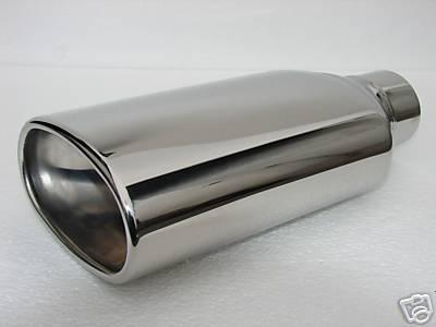 Exhaust - Exhaust Tips - AA - Universal - 2.5 Tip 2